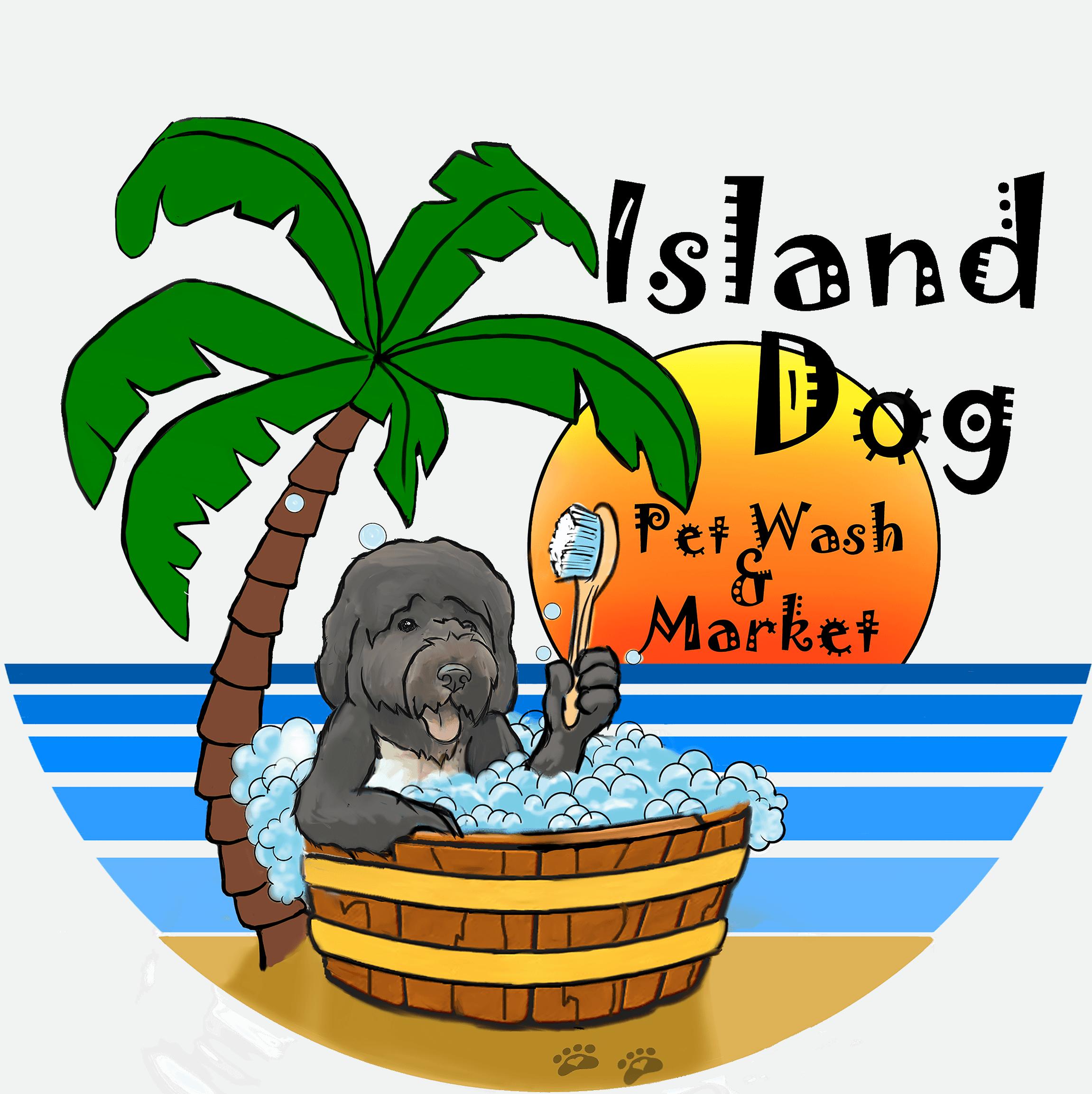 Island Dog Pet Wash & Market